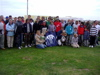 The winners and sailors at Rhosneigr