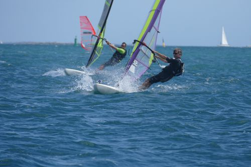Div II Racing | UK Windsurfing Association