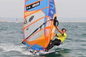 Windsurfer of the Year Hotting Up