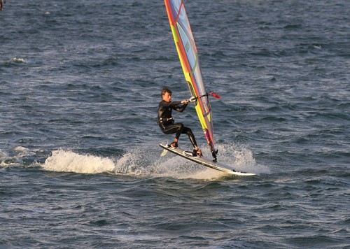 Jamie Howard - E-Slider at Weymouth