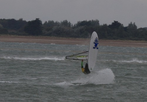 Nic Hibdige - switch stance Kono at West Wittering