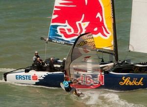 Guy Cribb vs Red Bull