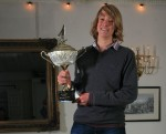 Sam Sills windsurfer of the year, 2009